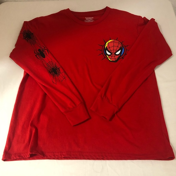 Men's Spider-Man Shirt